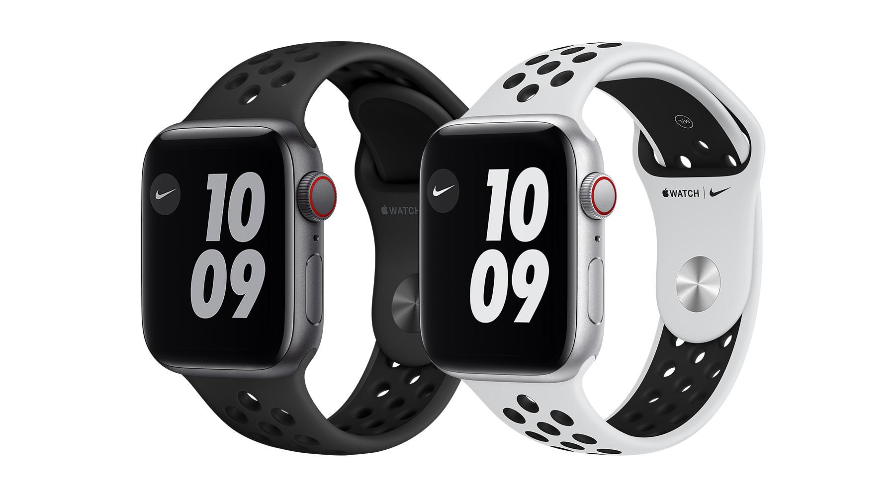 Apple Watch Nike+ SE