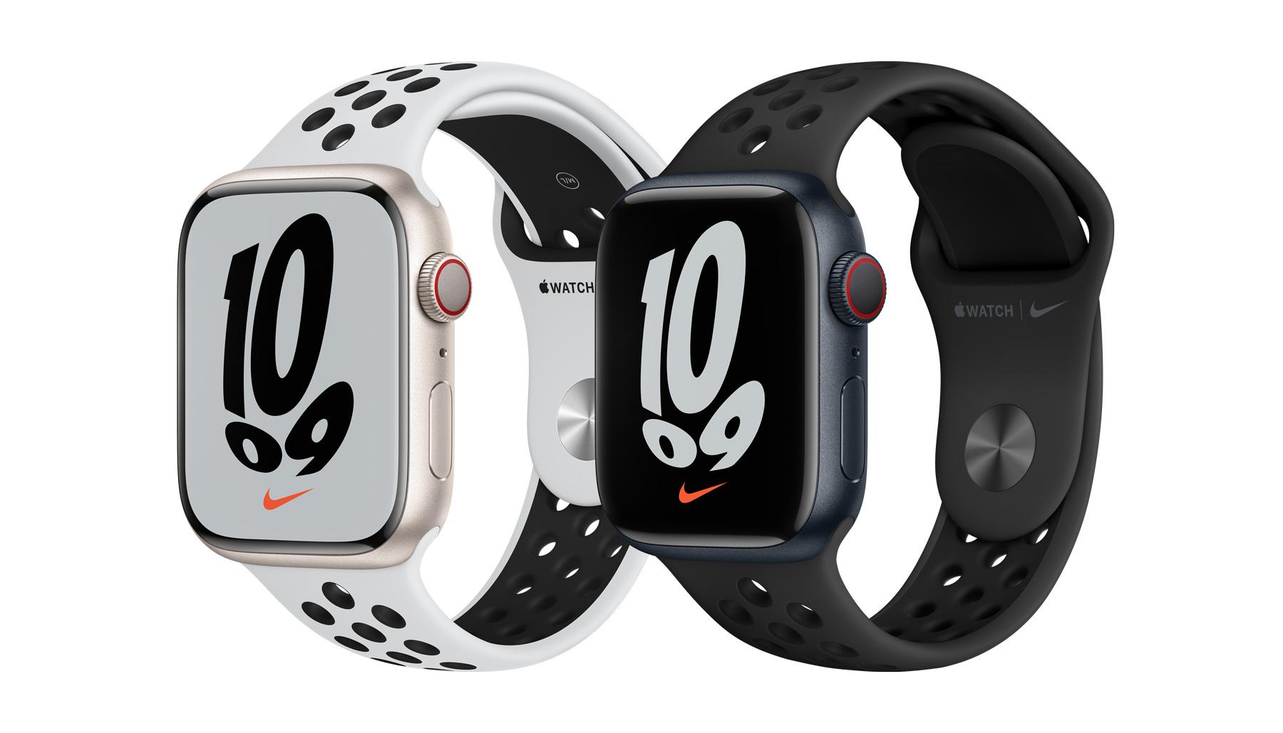 Apple Watch Nike+ 7