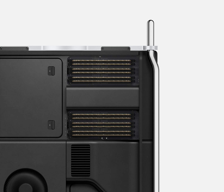 Apple Mac Pro memory