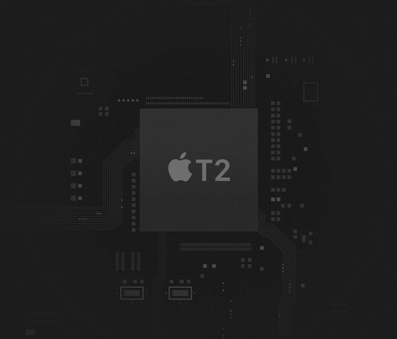 Apple Mac Pro security T2 chip