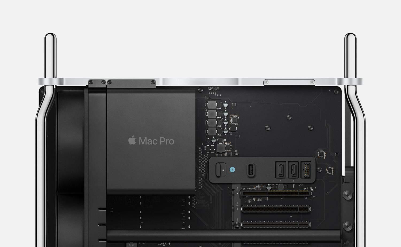 Apple Mac Pro video editing