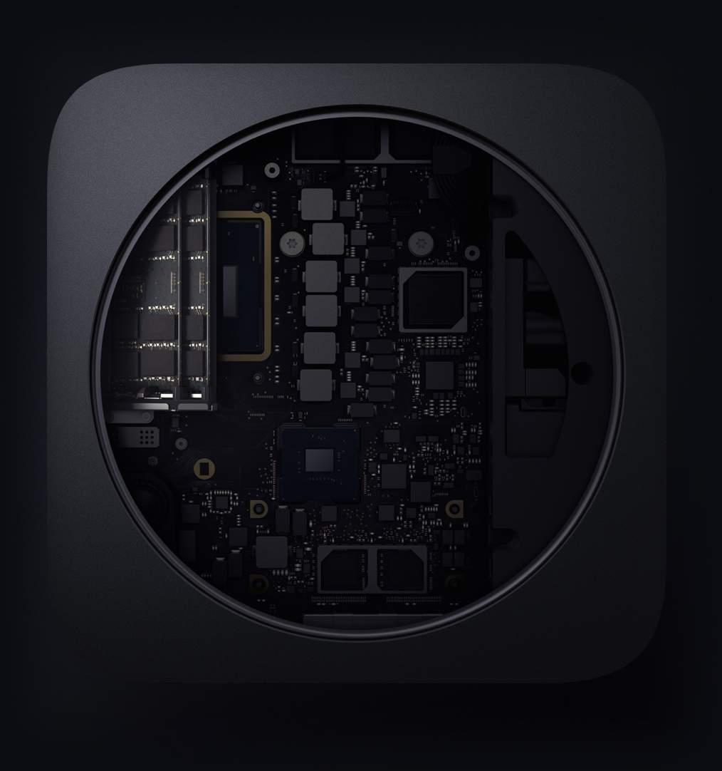 Mac mini muisti