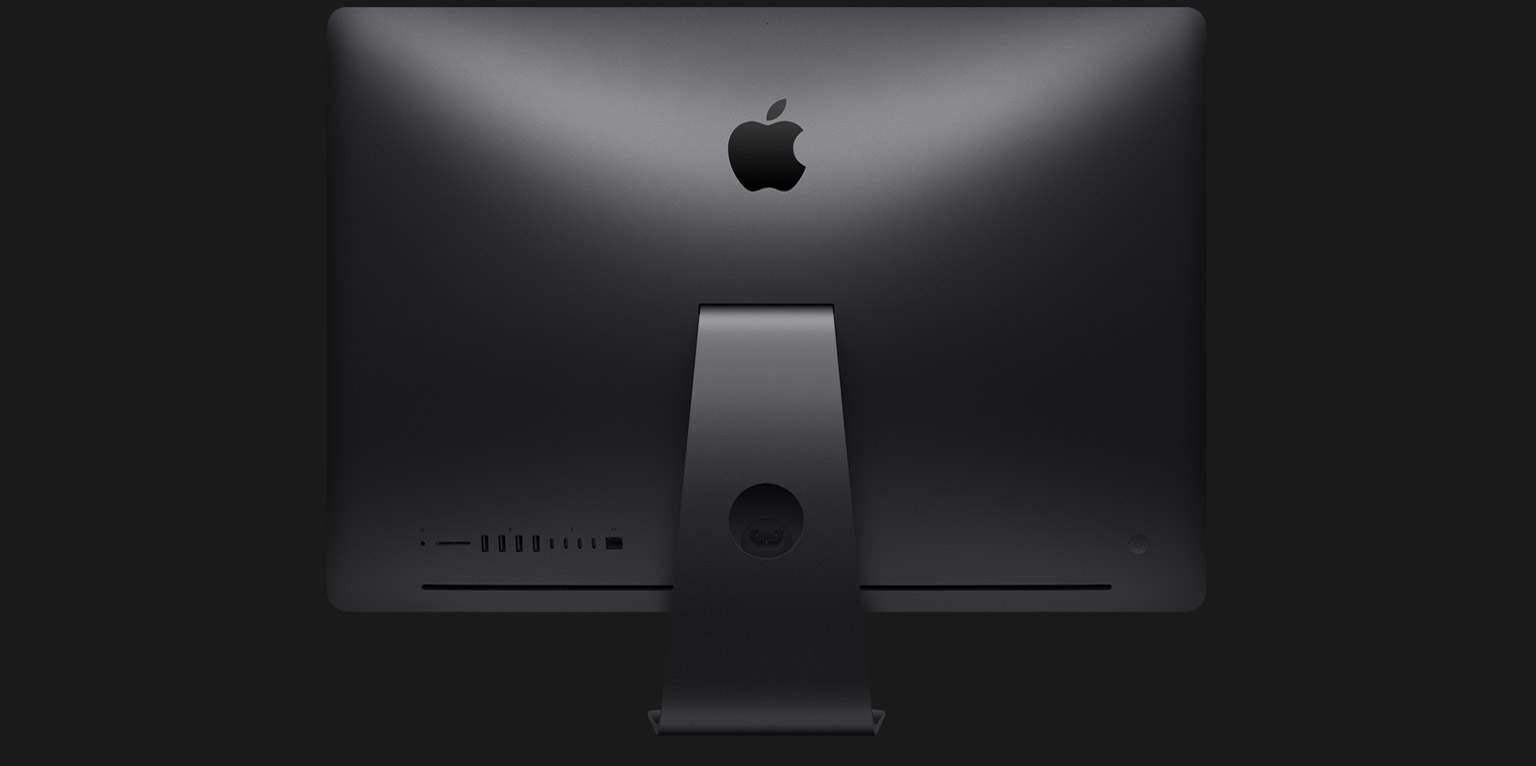 iMac Pro connectivity