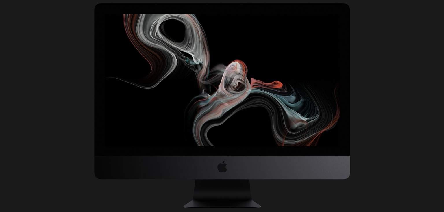 iMac Pro graphics