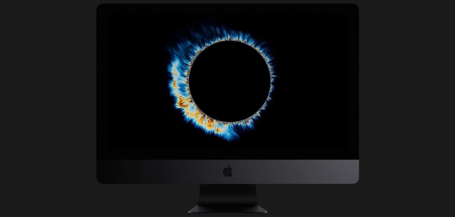 iMac Pro processor