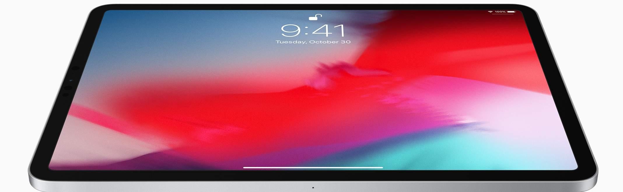 iPad Pro size comparison