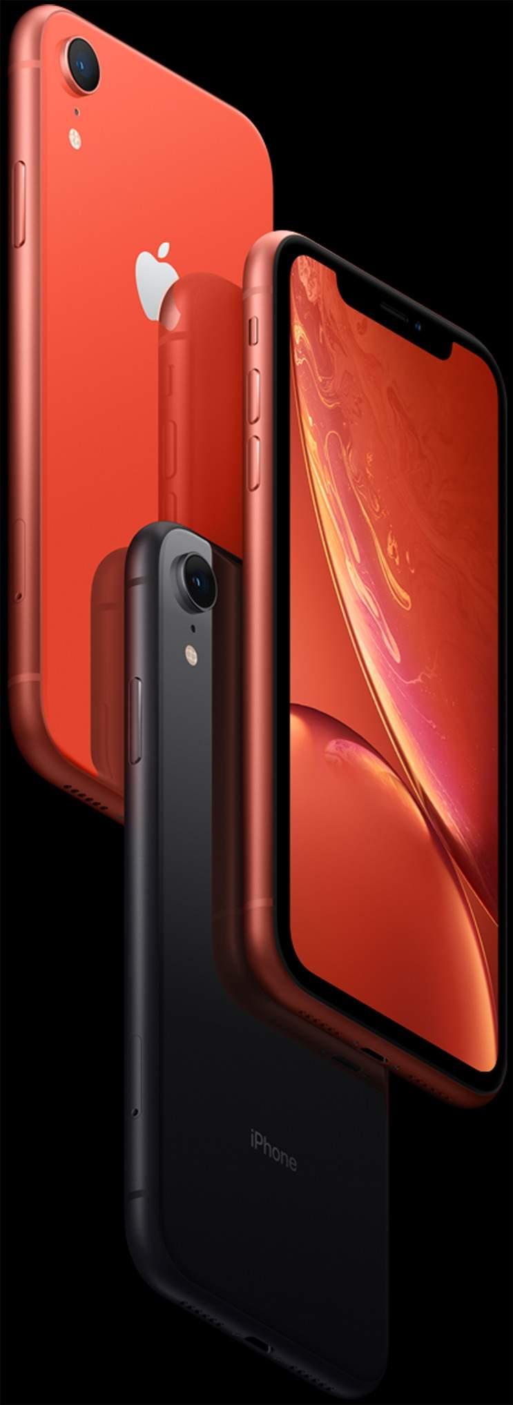 iPhone XR design
