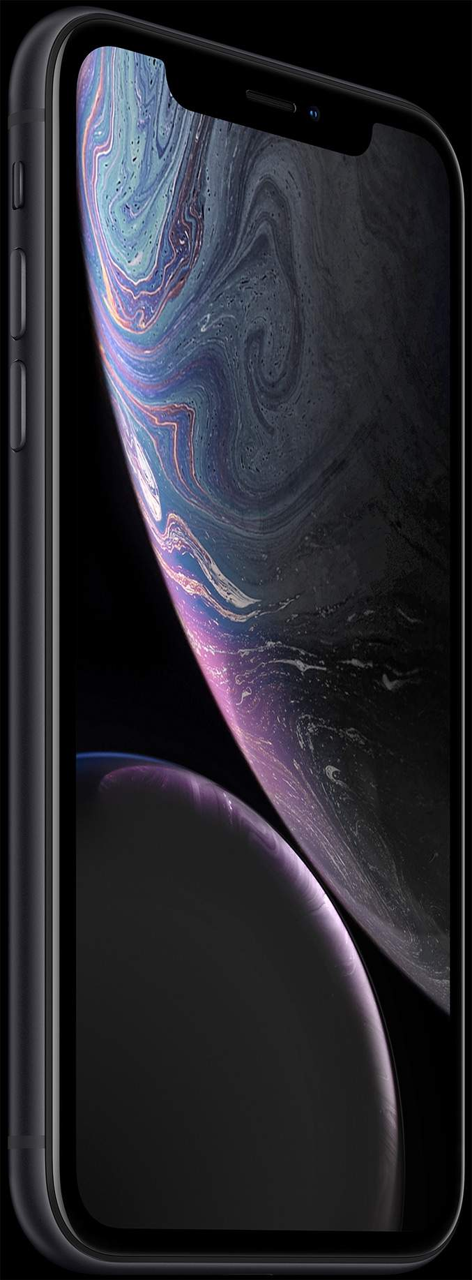 iPhone XR display